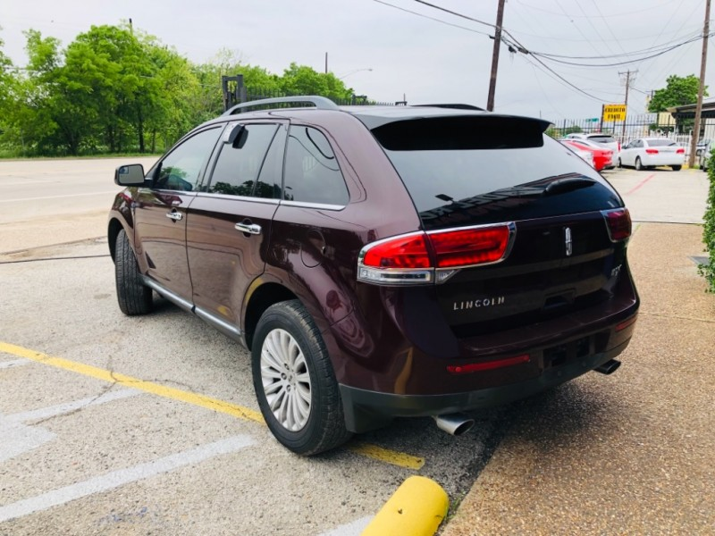Lincoln MKX 2011 price $1,799