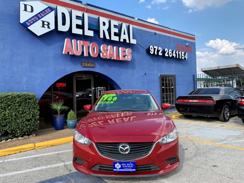 Mazda Mazda6 2014 price $1,700