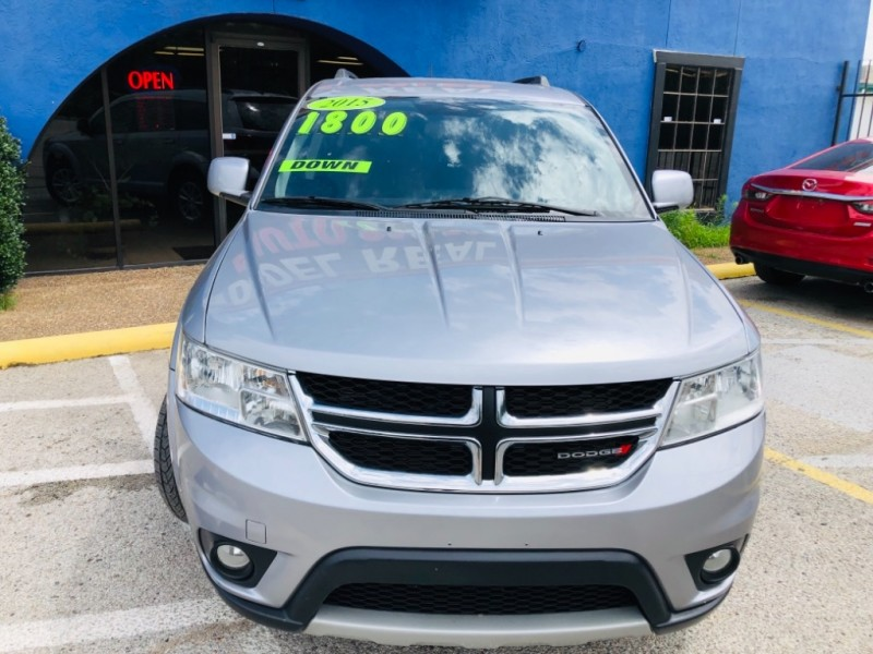 Dodge Journey 2015 price $1,800