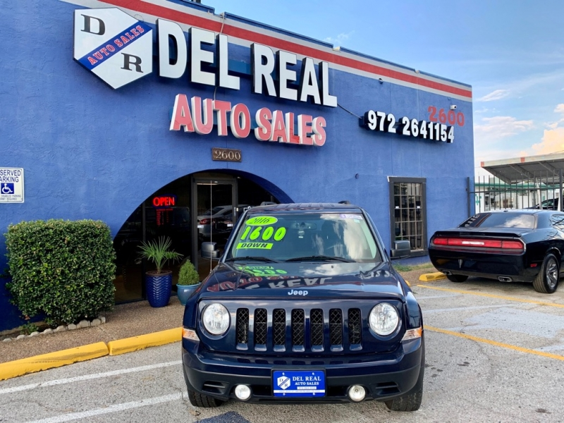 Jeep Patriot 2016 price $1,200 Down