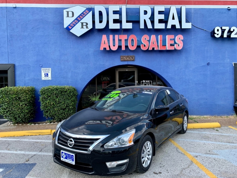 Nissan Altima 2015 price $1,300 Down