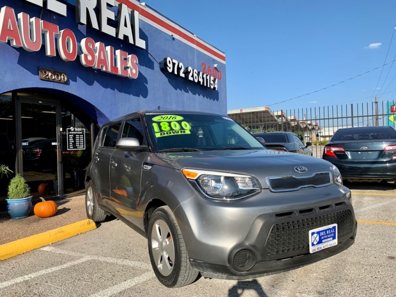 Kia Soul 2016 price $1,500 Down