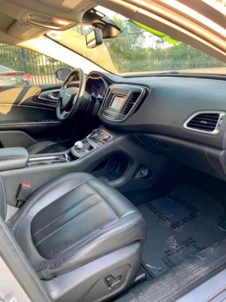 Chrysler 200-Series 2015 price $1,800 Down