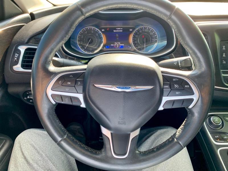 Chrysler 200 2015 price $1,600 Down