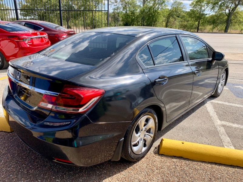 Honda Civic Sedan 2014 price $1,400 Down