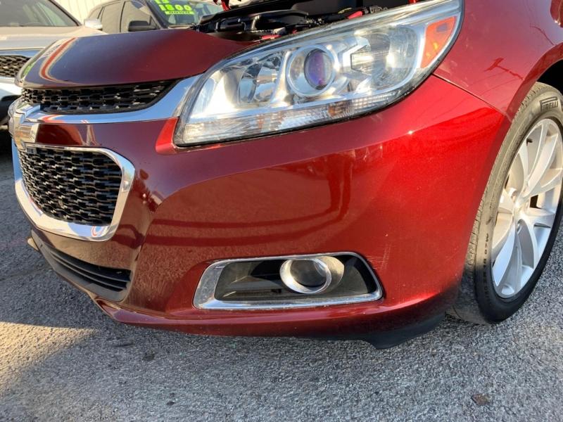Chevrolet Malibu 2015 price $1,800 Down