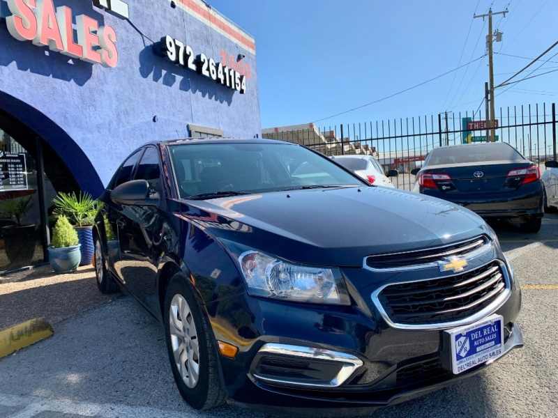 Chevrolet Cruze 2015 price $1,700 Down