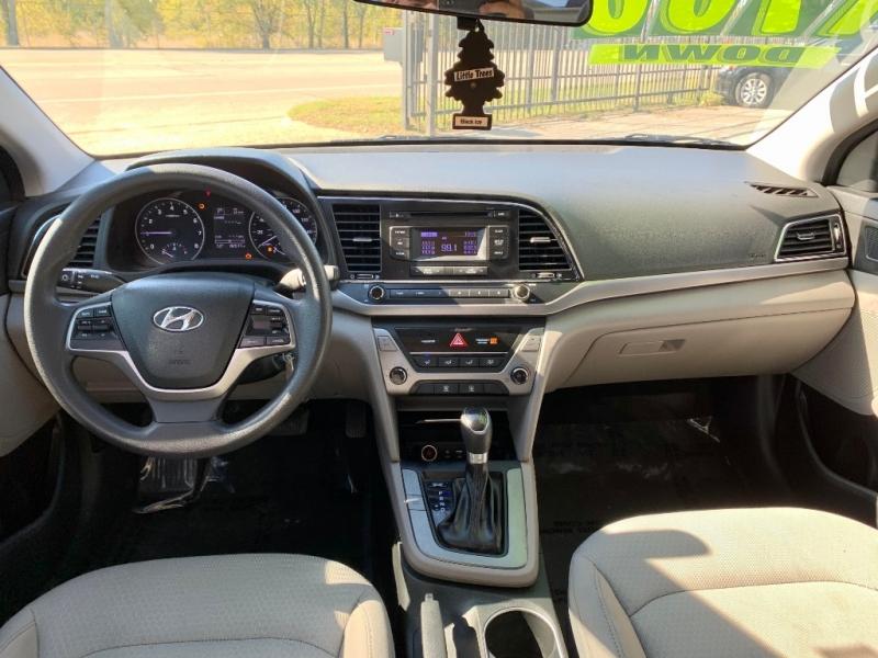 Hyundai Elantra 2017 price $1,700 Down