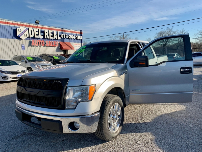 Ford F-150 2012 price $2,500 Down