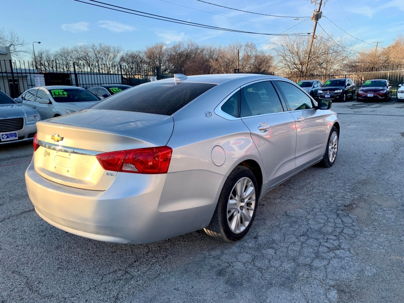 Chevrolet Impala 2016 price $2,500 Down