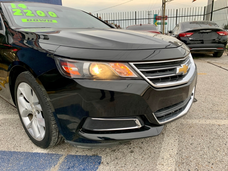 Chevrolet Impala 2014 price $2,200 Down