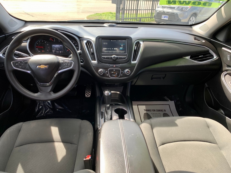 Chevrolet Malibu 2017 price $2,500 Down
