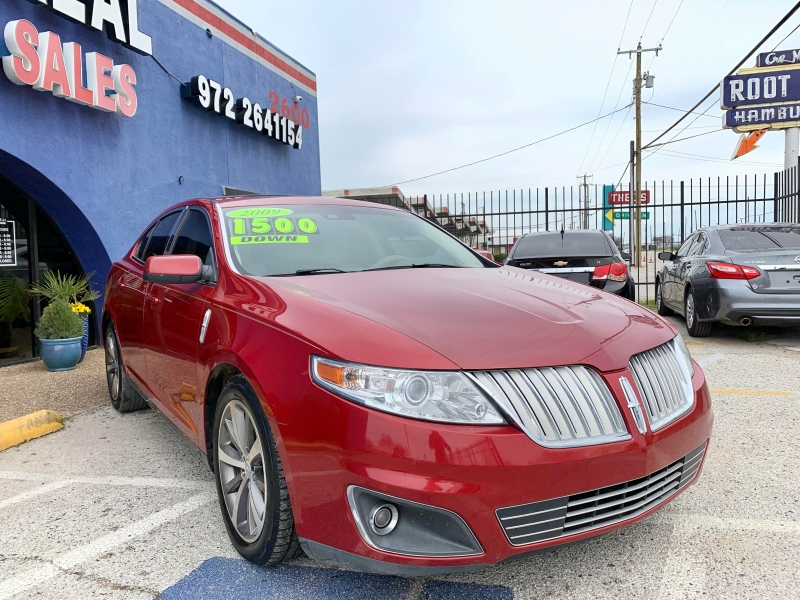 Lincoln MKS 2009 price $1,500 Down