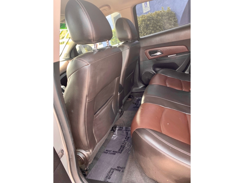 Chevrolet Cruze 2015 price $1,500 Down