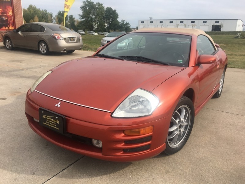 Mitsubishi Eclipse 2002 price $1,200 Cash