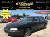 Chevrolet Lumina Police/Taxi Pkgs 1998