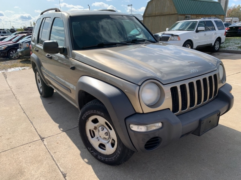 Jeep Liberty 2003 price $3,999 Cash