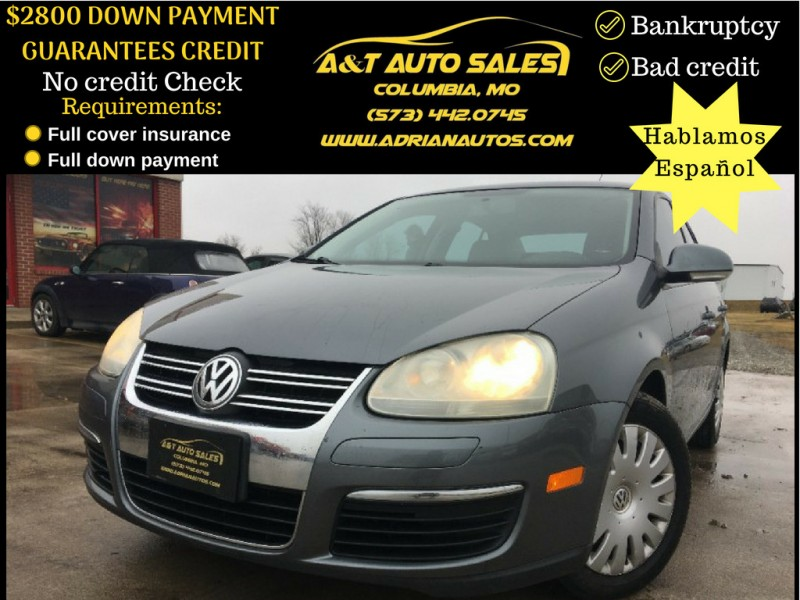 Volkswagen Jetta Sedan 2009 price $4,999 Cash