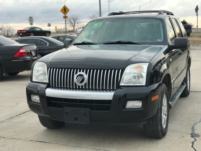 2007 Mercury Mountaineer Awd 4dr V6 Inventory A Amp T
