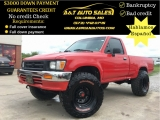 Toyota 4WD Pickups 1994
