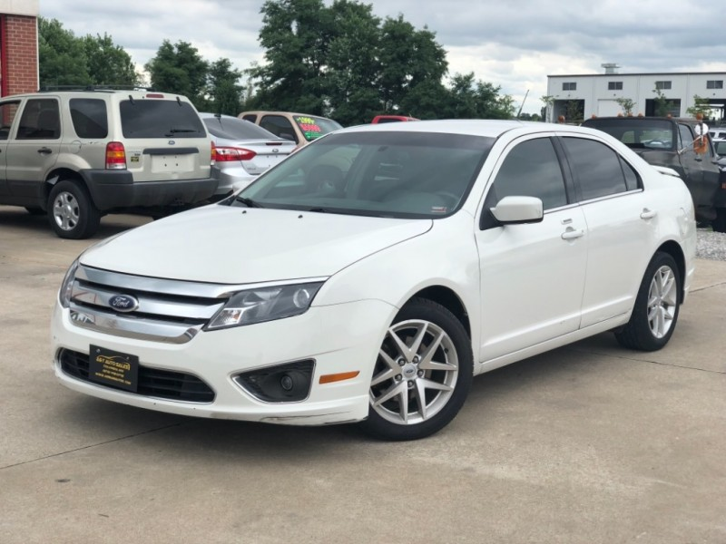 Ford Fusion 2011 price $7,999 Cash