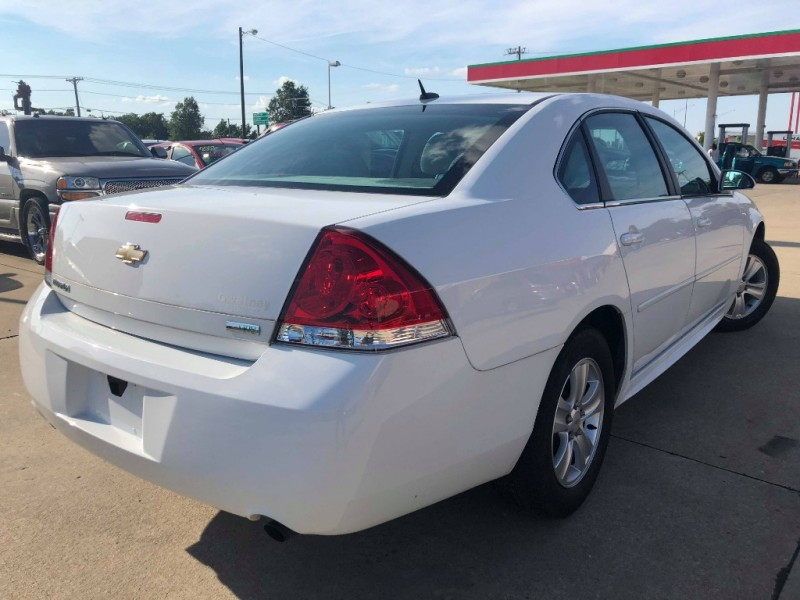 Chevrolet Impala 2012 price $9,999 Cash