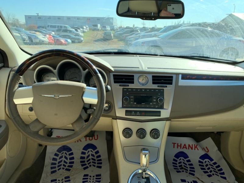 Chrysler Sebring 2008 price $4,999 Cash