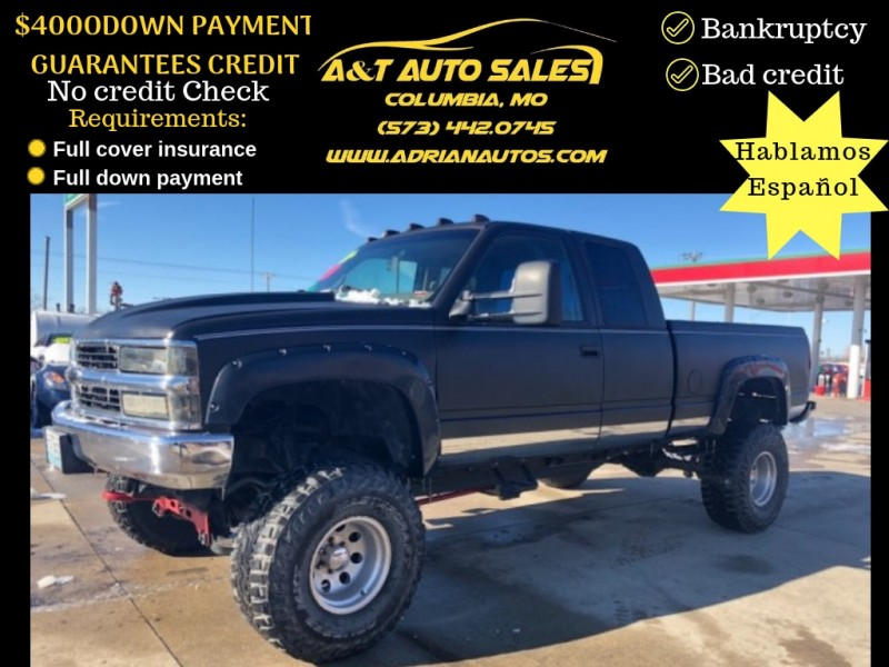 GMC Sierra 1500 1998 price $3499 DOWN PAYMENT