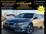 Honda Accord Cpe 2009