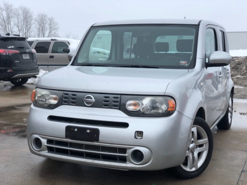 Nissan cube 2012 price $4,999 Cash