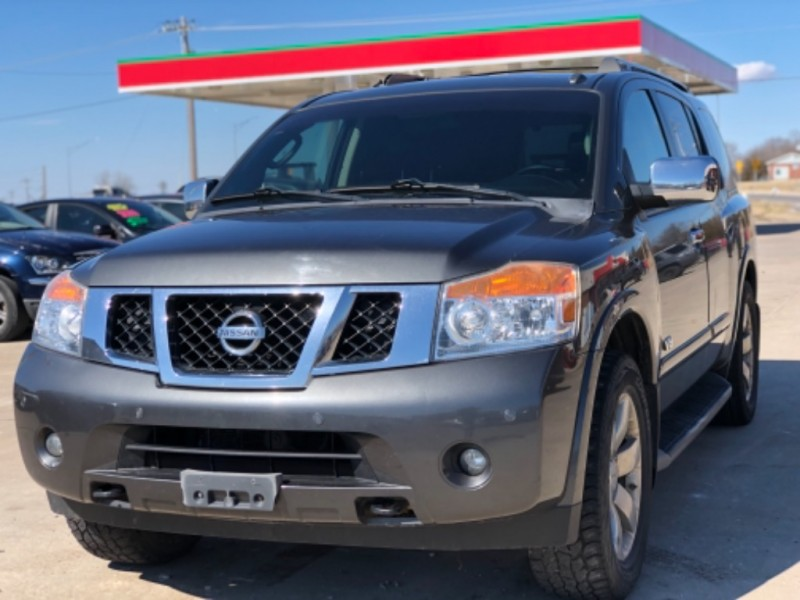 Nissan Armada 2008 price $7,999 Cash