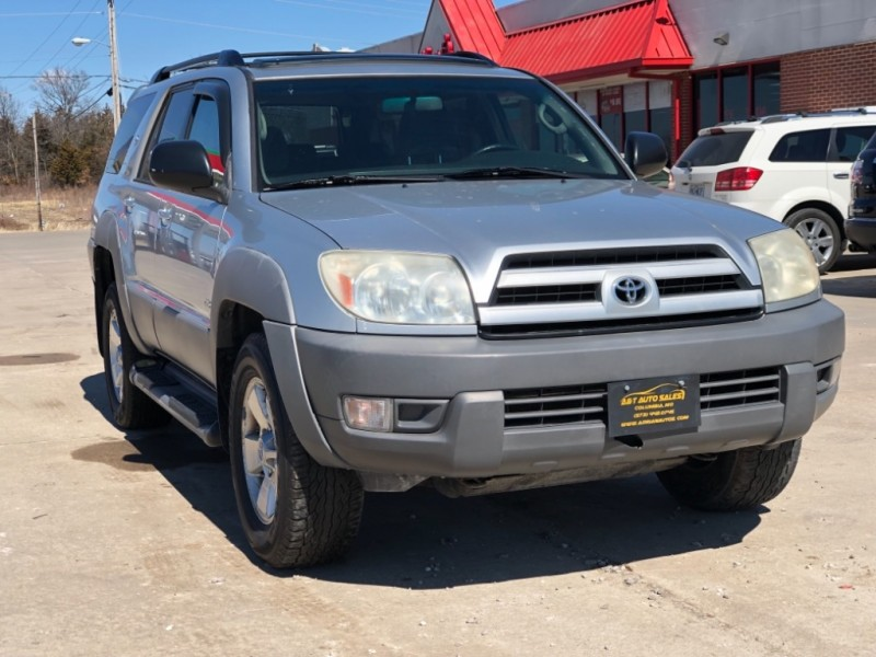 Toyota 4Runner 2003 price $5,999 Cash