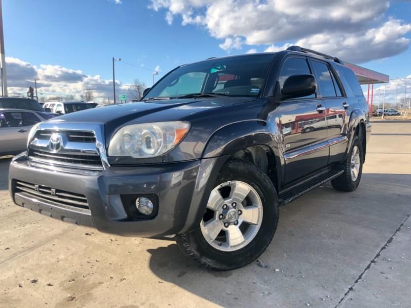 Toyota 4Runner 2008 price $9,499 Cash