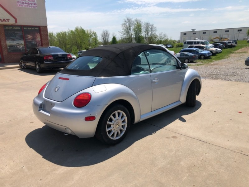 Volkswagen New Beetle Convertible 2004 price 2500 DOWN PAYMENT
