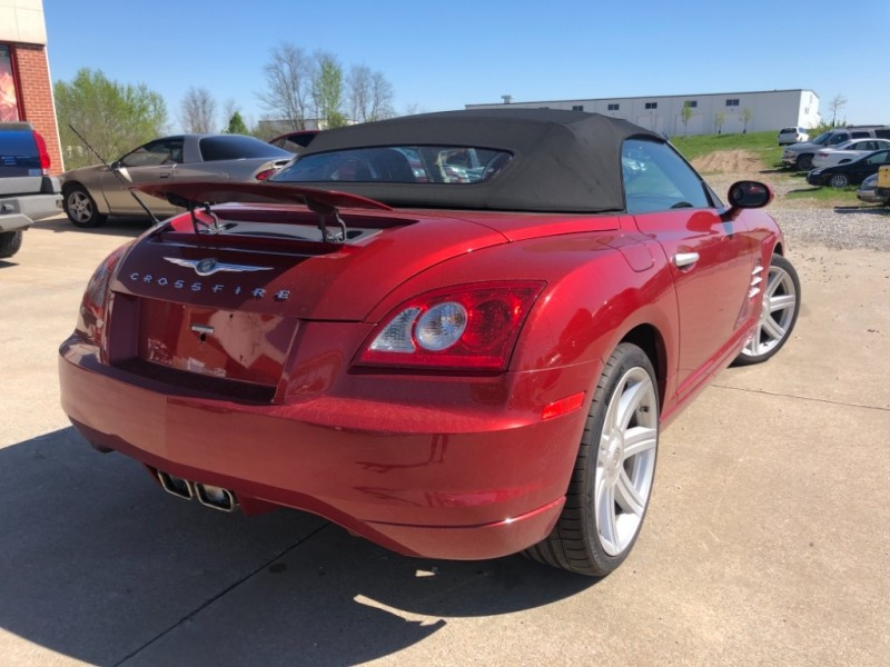 Chrysler Crossfire 2007 price $9,998 Cash