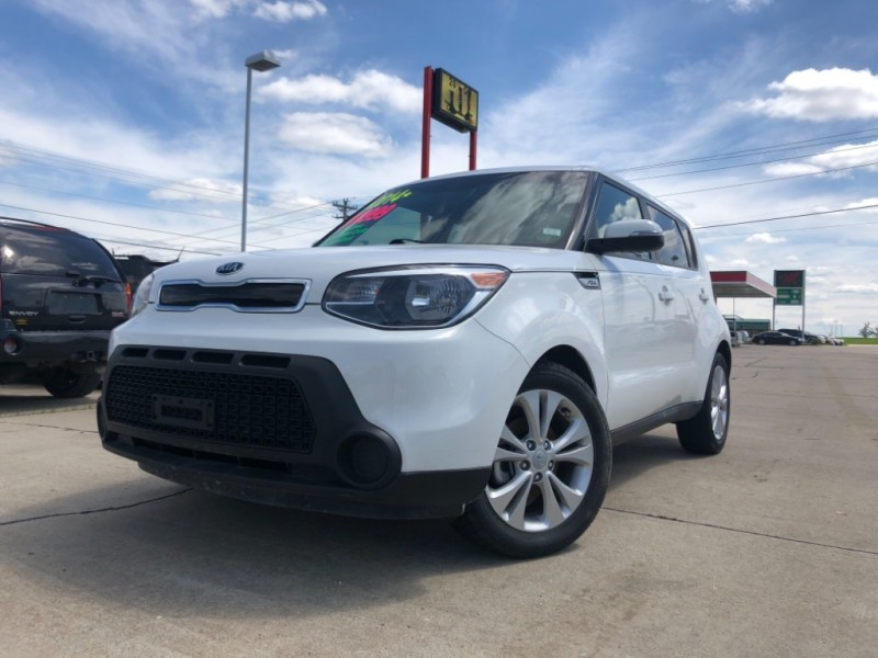 Kia Soul 2014 price $10,999 Cash