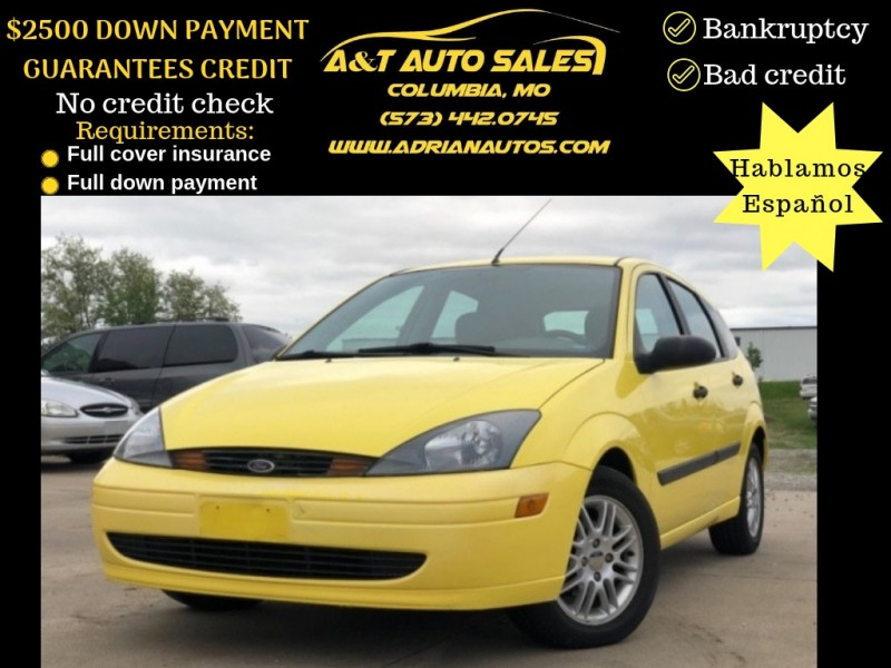 Ford Focus 2003 price $4,999 Cash