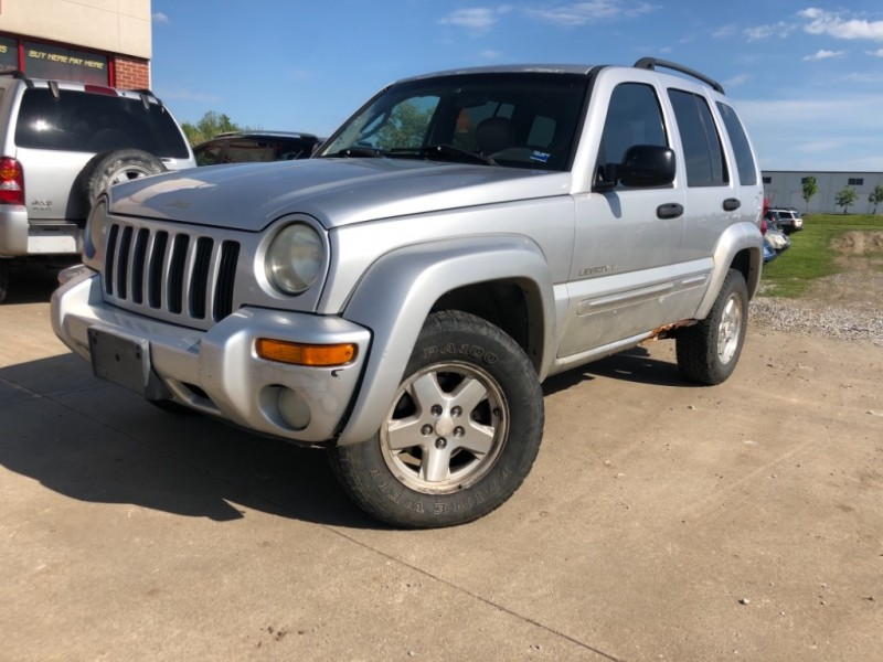 Jeep Liberty 2002 price $3,999 Cash