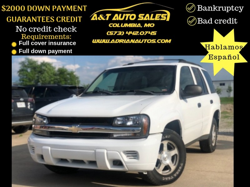 Chevrolet TrailBlazer 2006 price $4,999