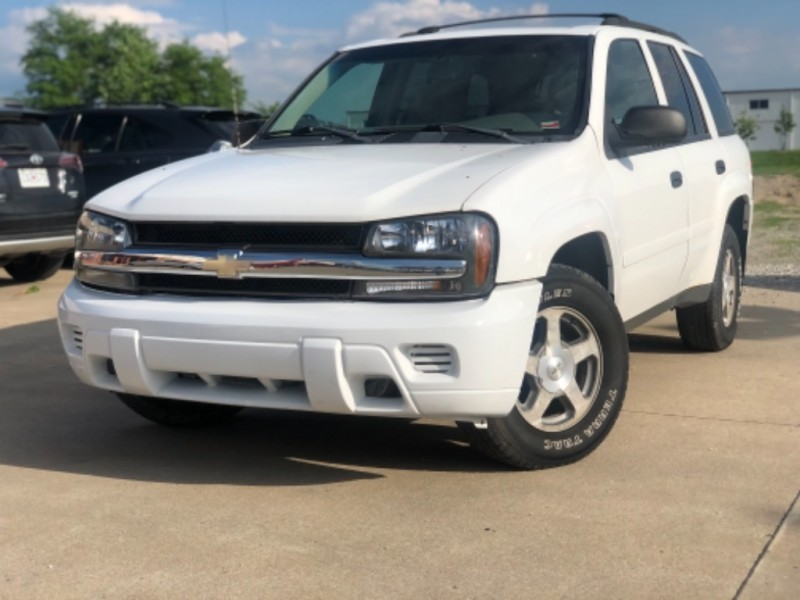 Chevrolet TrailBlazer 2006 price