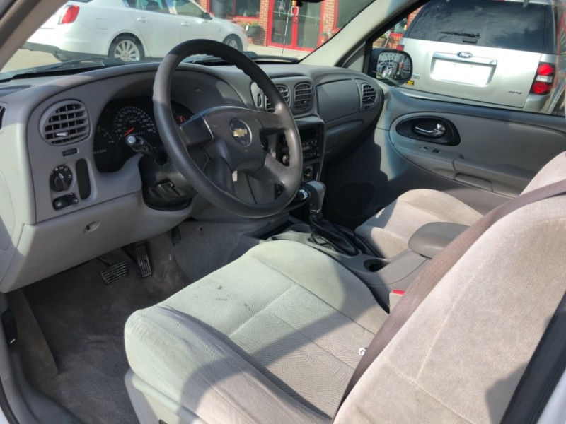 Chevrolet TrailBlazer 2006 price 4999