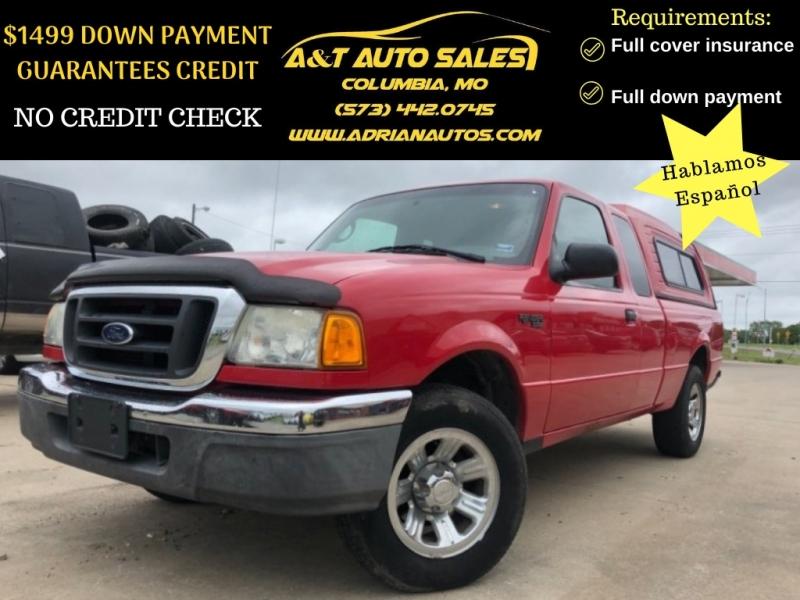Ford Ranger 2004 price $3999 Cash