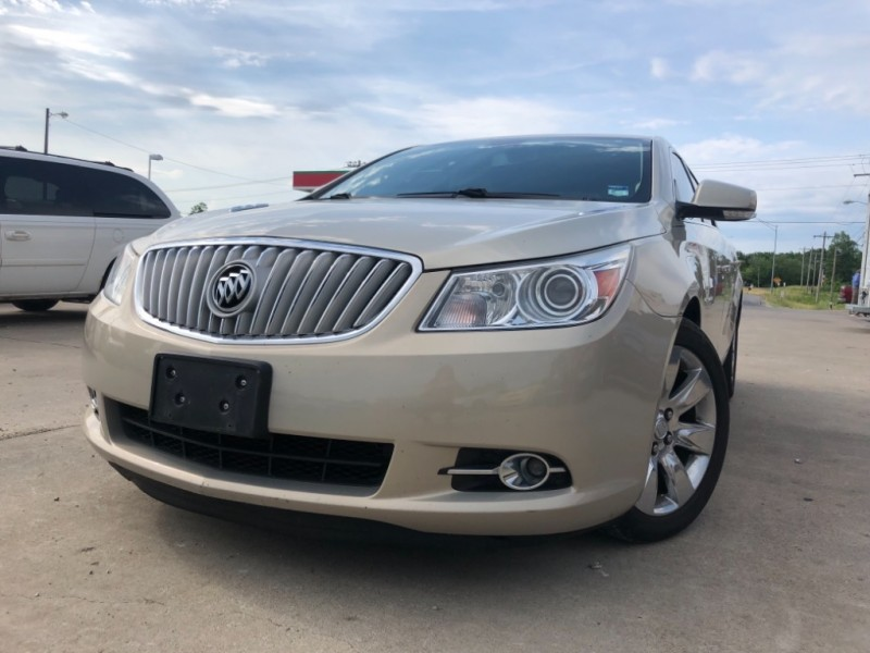 Buick LaCrosse 2011 price $7999 Cash