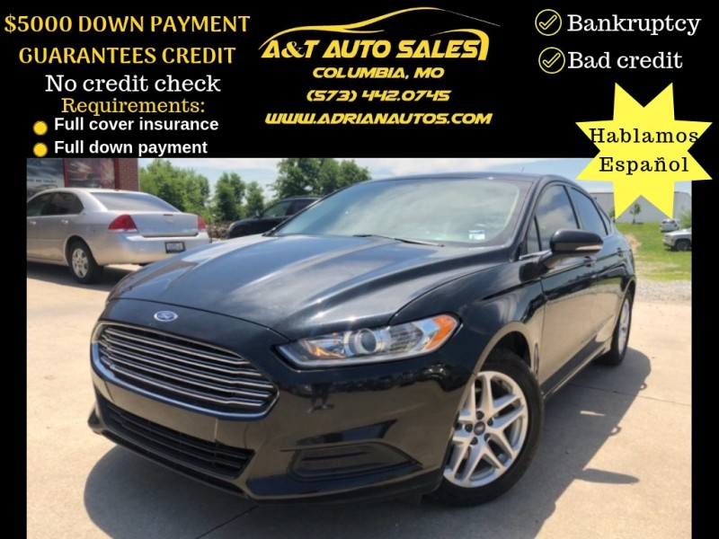 Ford Fusion 2014 price $9,999 Cash