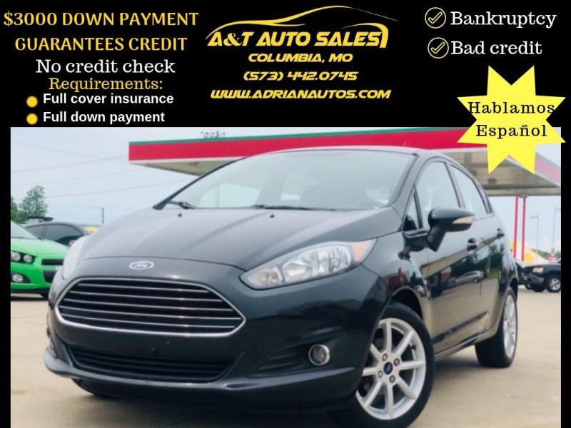 Ford Fiesta 2014 price $6,499 Cash