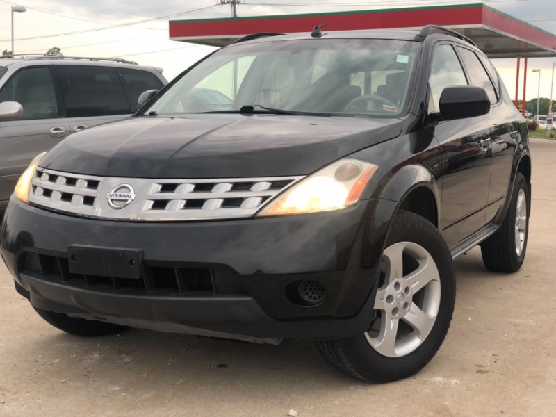 Nissan Murano 2005 price $6,999 Cash