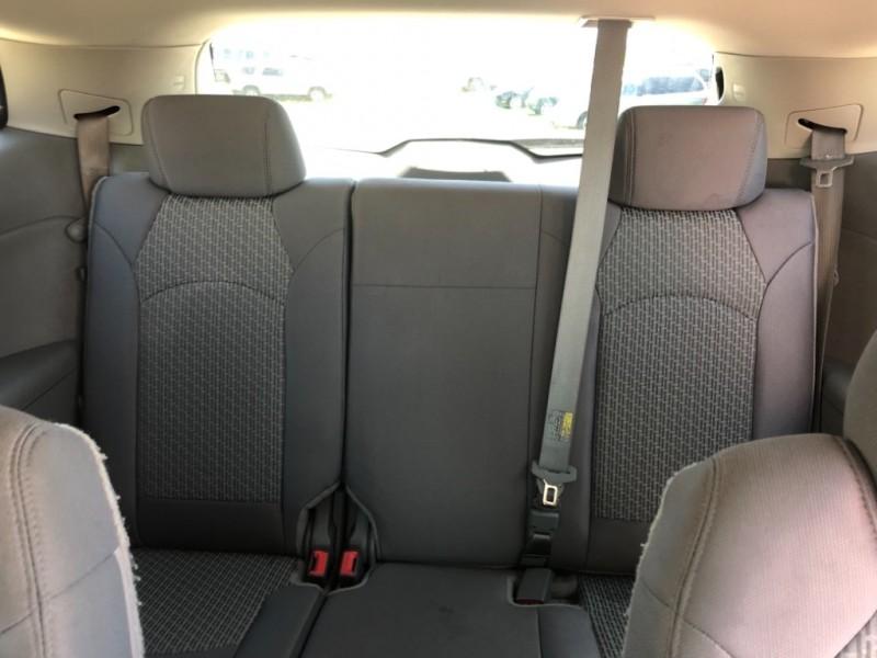 Chevrolet Traverse 2010 price $6,999