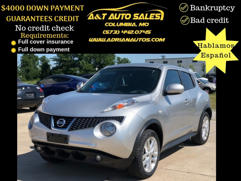 Nissan JUKE 2011 price $8,999 Cash