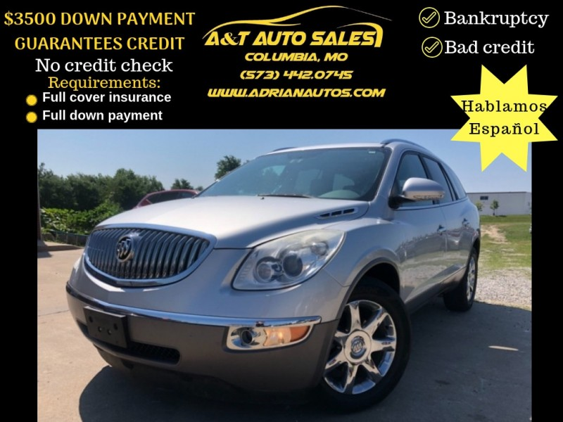 Buick Enclave 2010 price $7,999 Cash
