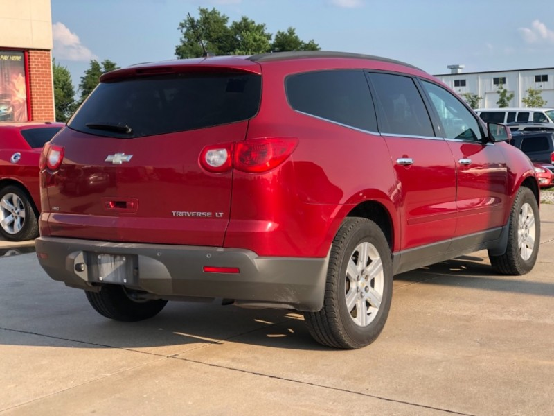 Chevrolet Traverse 2012 price $8,999 Cash